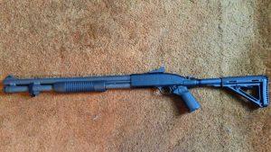Shotgun-M590
