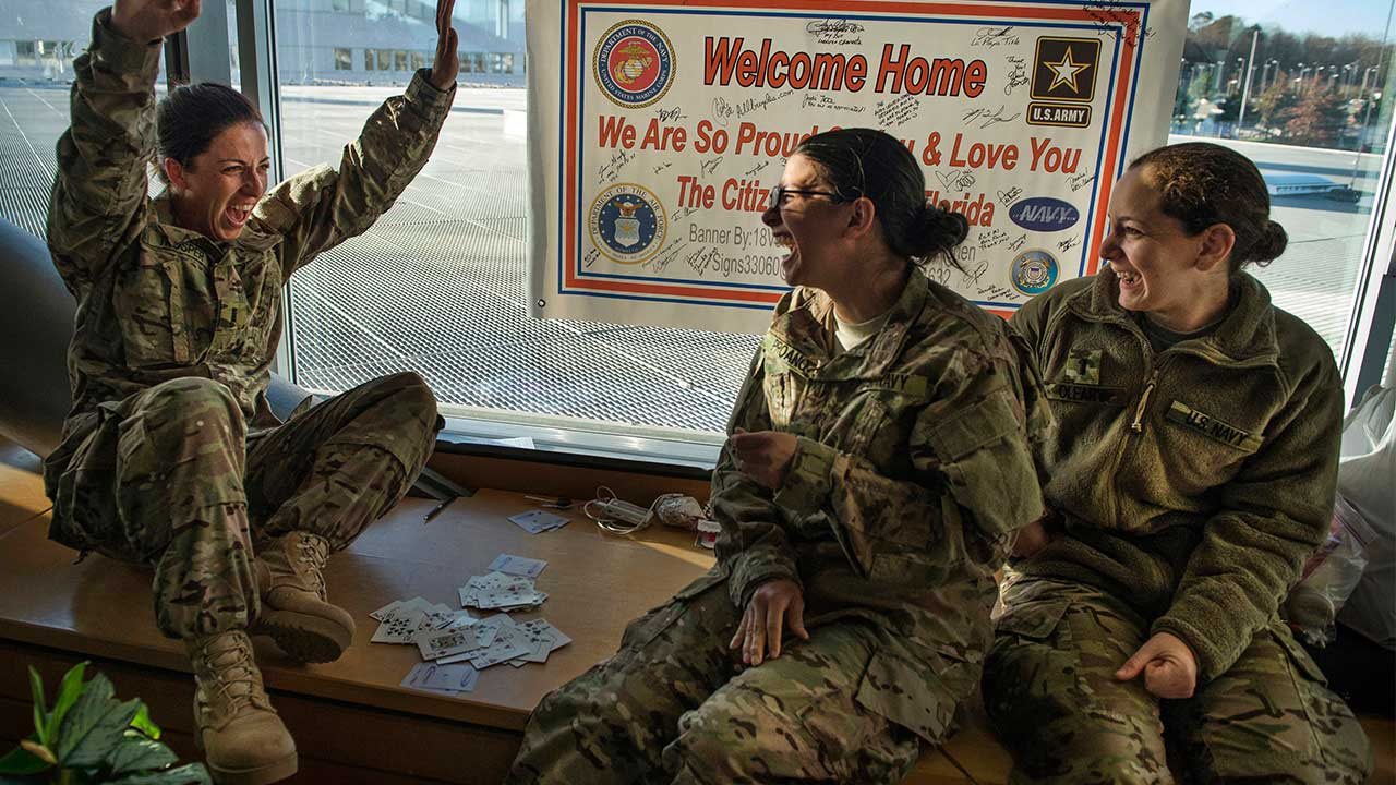 Gambling – The Perfect Entertainment for Military People